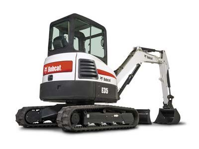 Bobcat E35 T4