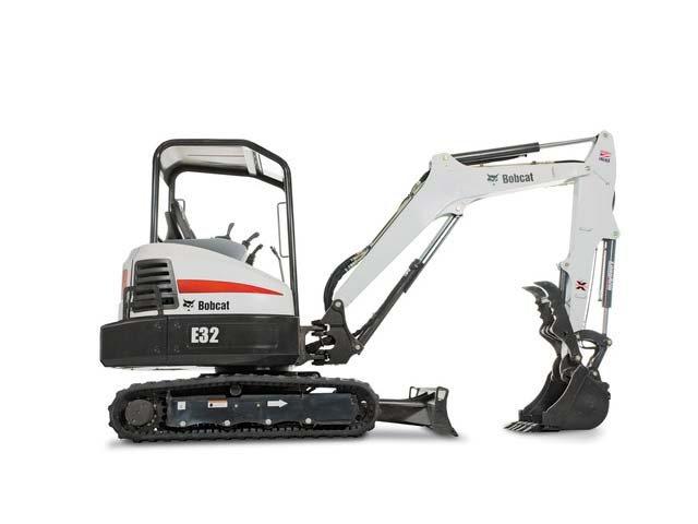 Bobcat E32 T4