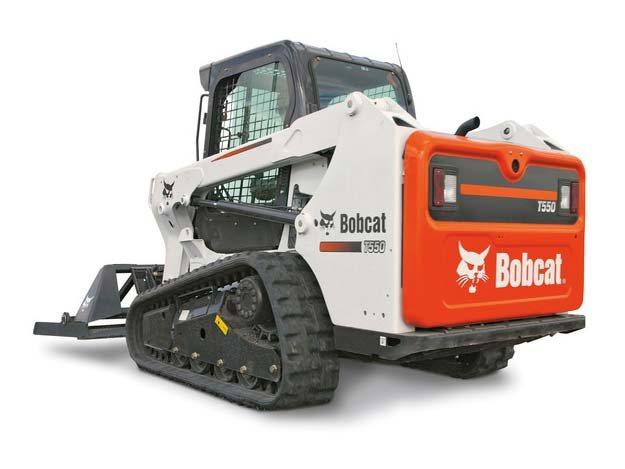 Bobcat T550